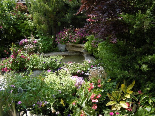 Get your summer landscaping project started today!
