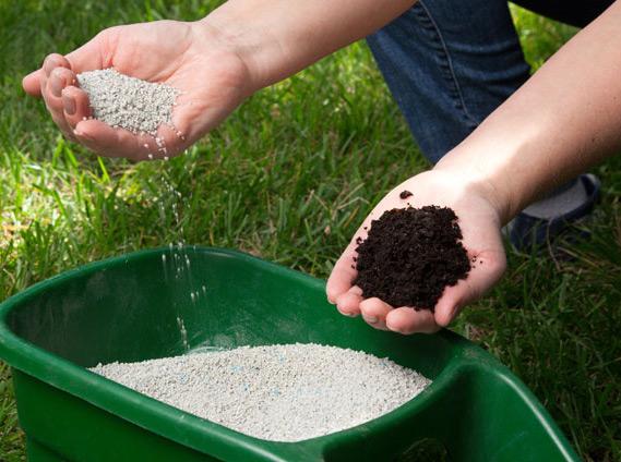 Удобрения весной в грунт