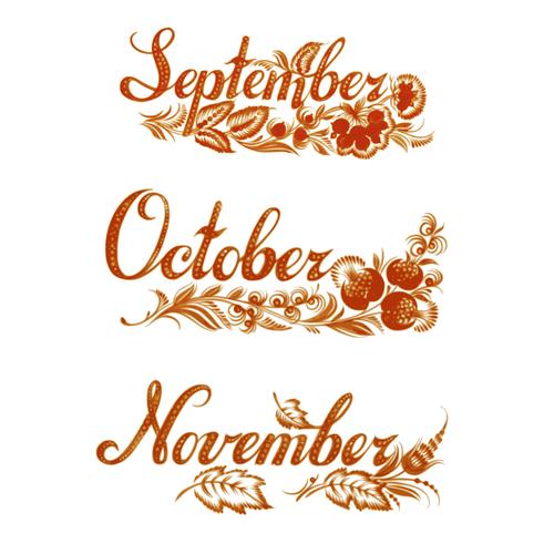 Fall Gardening Countdown